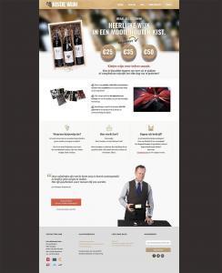 Kistjewijn.be - Tevreden klant van BARNS KORTRIJK - website, e-shop, webshop, nieuwsbrief, bedrijfsfoto's kleine ondernemingen