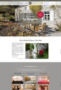 La Bergerie Falaen - Tevreden klant van BARNS KORTRIJK - website, e-shop, webshop, nieuwsbrief, bedrijfsfoto's kleine ondernemingen