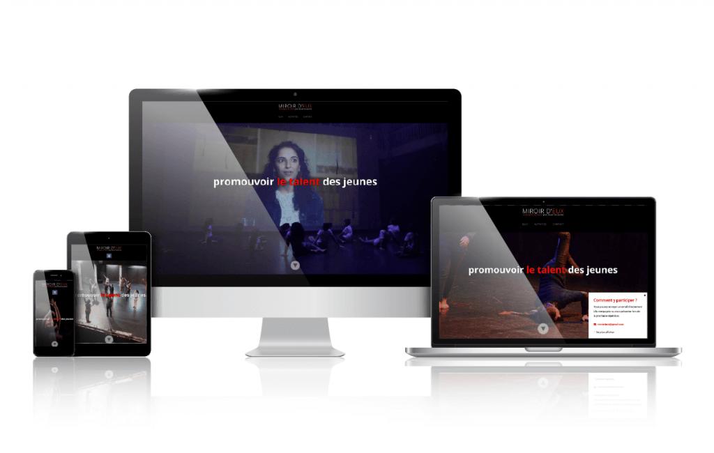 Miroir D'Eux - Tevreden klant van BARNS KORTRIJK - website, e-shop, webshop, nieuwsbrief, bedrijfsfoto's kleine ondernemingen