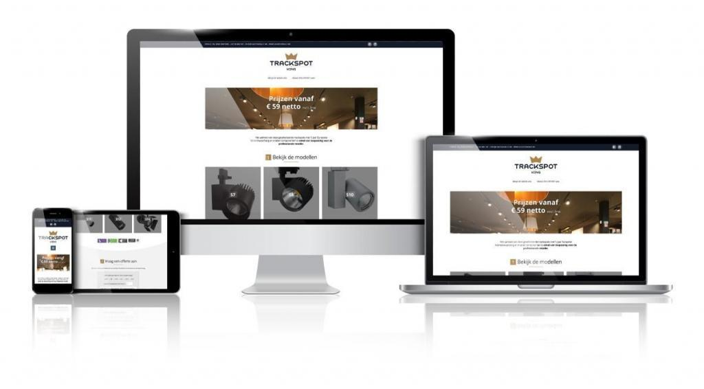 Trackspot King - Tevreden klant van BARNS KORTRIJK - website, e-shop, webshop, nieuwsbrief, bedrijfsfoto's kleine ondernemingen