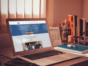 Mex United website - ontwikkeld door BARNS Kortrijk