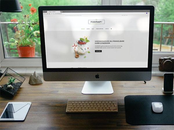 BARNS Kortrijk ontwikkelde de website voor FODMAPP.