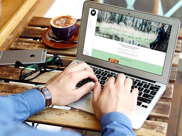 Green Fox on the Run - ontwikkeld door BARNS Kortrijk.